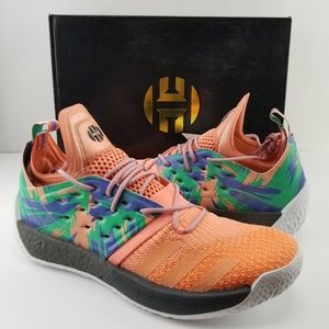 new product 42576 1b222 ... 4.5y NEW Nike Air More Money Lone Star State Texas Shoes Adidas Harden  Vol 2 California Dreamin Coral Boost ...